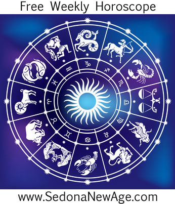 Free Weekly Horoscope Online The Center For The New Age