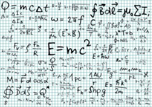 Physical formulas and equations