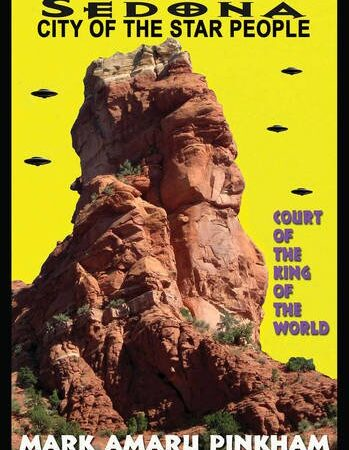Sedona-City of the Star People-Mark Pinkham Books